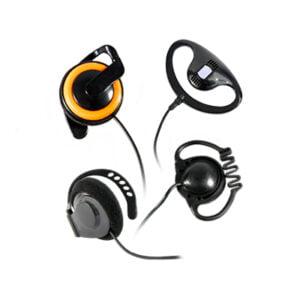 Reusable headphones